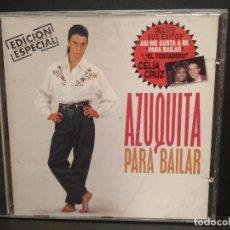 CDs de Música: AZUQUITA PARA BAILAR DUO CELIA CRUZ CD ALBUM DEL AÑO 1994 CONTIENE 11 TEMAS JOAN BIBILONI PEPETO. Lote 231146510