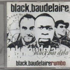 CDs de Música: BLACK BAUDELAIRE - RUMBO / CD ALBUM DEL 2009 / MUY BUEN ESTADO RF-8837. Lote 231147555
