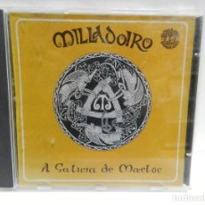 CDs de Música: DISCO CD. MILLADOIRO – A GALICIA DE MAELOC. COMPACT DISC.. Lote 231154210