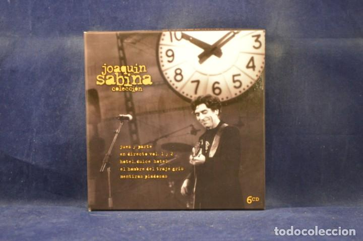 JOAQUÍN SABINA - COLECCIÓN - 6CD (Música - CD's Pop)
