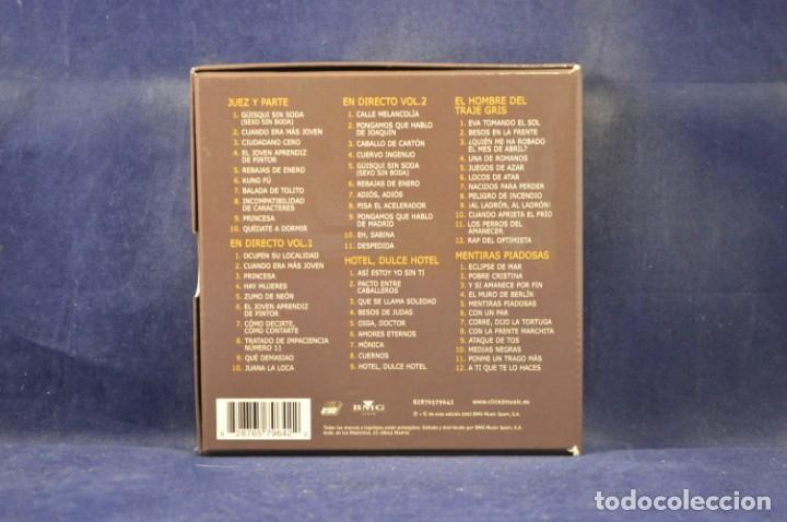CDs de Música: JOAQUÍN SABINA - COLECCIÓN - 6CD - Foto 2 - 231197790