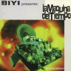 CDs de Música: BIYI - LA MAQUINA DEL TIEMPO CD DIGIPACK 1998 LA PUTA OPP HIP HOP. Lote 231199640