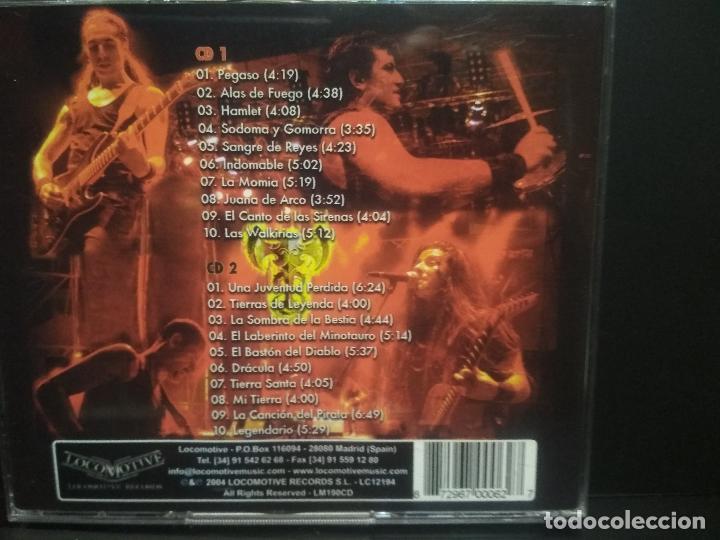 CDs de Música: TIERRA SANTA // LAS MIL Y UNA NOCHES // DOBLE CD - CONTIENE LIBRETE Y CANTIDAD DE FOTOS pepeto - Foto 2 - 231240520