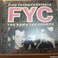 CDs de Música: FINE YOUNG CANNIBALS CD. Lote 231293805