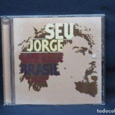 CDs de Musique: SEU JORGE - AMERICA BRASIL O DISCO - CD. Lote 231303770