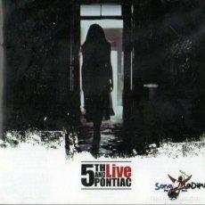 CDs de Música: 5TH AND PONTIAC - LIVE. Lote 231319430