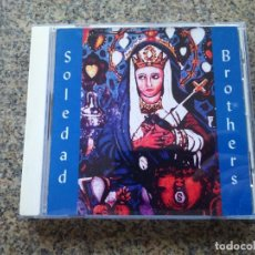 CD di Musica: CD -- SOLEDAD BROTHERS -- STEAL YOUR SOUL AND DARE YOUR SPIRIT TO MOVE --. Lote 231329980