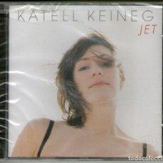 CDs de Música: KATELL KEINEG – JET - NUEVO, PRECINTADO!!!. Lote 231368270