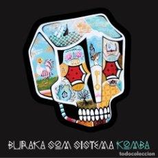CDs de Música: BURAKA SOM SISTEMA - KOMBA. Lote 231378330