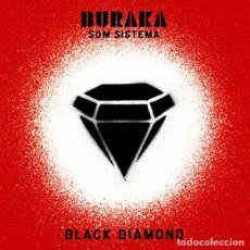 CDs de Música: BURAKA SOM SISTEMA - BLACK DIAMOND. Lote 231379090