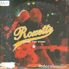 CD di Musica: RUN TO YOU. ROXETTE. CD-SOLEXT-1090. Lote 231395770