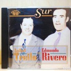 CDs de Música: ANÍBAL TROILO CON EDMUNDO RIVERO - SUR - CD -. Lote 231425530