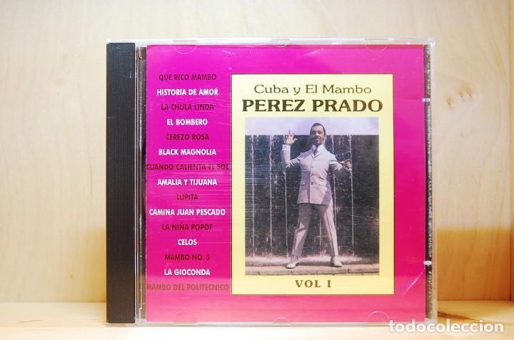 PÉREZ PRADO - CUBA Y EL MAMBO - VOL 1 - CD - (Música - CD's Latina)