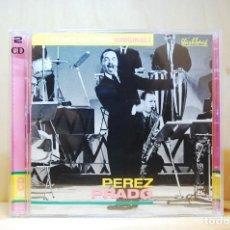 CDs de Música: PÉREZ PRADO - GRANDI SUCCESS ORIGINALI - DOBLE CD -. Lote 231425680