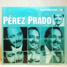CDs de Música: PÉREZ PRADO - LEGENDS OF CUBAN MUSIC - CD -. Lote 231425695