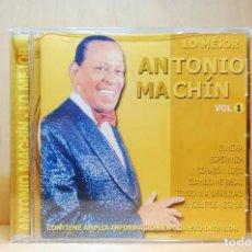 CDs de Música: ANTONIO MACHÍN - LO MEJOR - VOL 1 - CD -. Lote 231425725