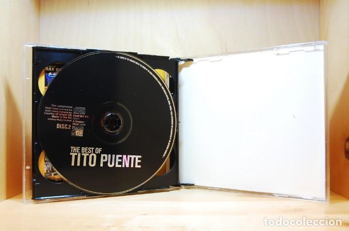 CDs de Música: TITO PUENTE - THE BEST OF - DOBLE CD - - Foto 4 - 231425845