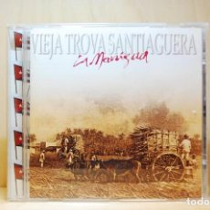 CDs de Música: VIEJA TROVA SANTIAGUERA - LA MANIGUA - CD -. Lote 231425925