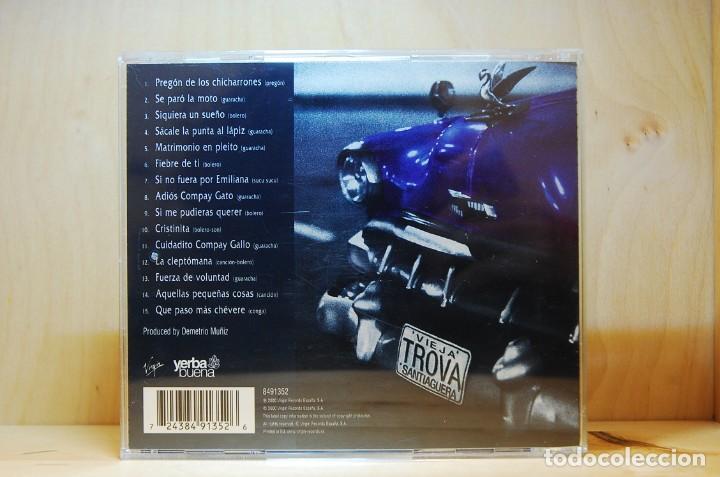 CDs de Música: VIEJA TROVA SANTIAGUERA - DOMINÓ - CD - - Foto 2 - 231425940