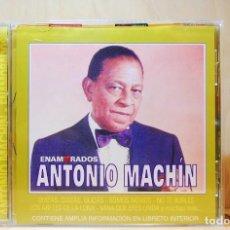CDs de Música: ANTONIO MACHÍN - ENAMORADOS - CD -. Lote 231425975