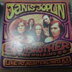 CDs de Música: JANIS JOPLIN CD. Lote 231446565