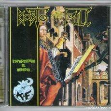 CDs de Música: KOSTO AND FULL - ESPARCIENDO EL VENENO... (2004). Lote 231454805
