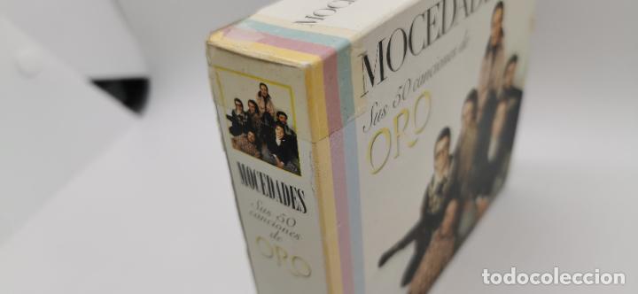 CDs de Música: 3 CD - Mocedades - Sus 50 canciones de Oro - MusicFilms 2004 - Foto 2 - 231480400