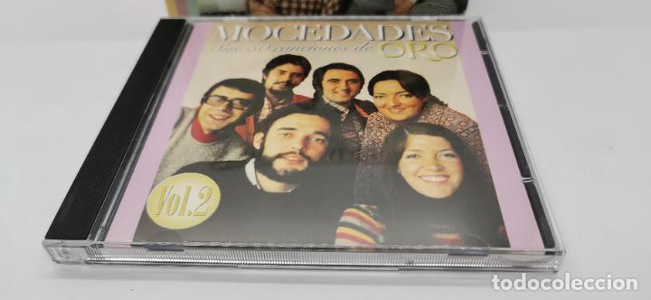 CDs de Música: 3 CD - Mocedades - Sus 50 canciones de Oro - MusicFilms 2004 - Foto 4 - 231480400