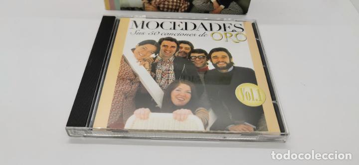 CDs de Música: 3 CD - Mocedades - Sus 50 canciones de Oro - MusicFilms 2004 - Foto 5 - 231480400