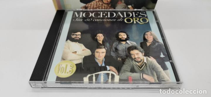 CDs de Música: 3 CD - Mocedades - Sus 50 canciones de Oro - MusicFilms 2004 - Foto 6 - 231480400
