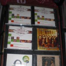 CDs de Música: LOTE 6 CD´S CARNAVAL DE CÁDIZ. Lote 231497425