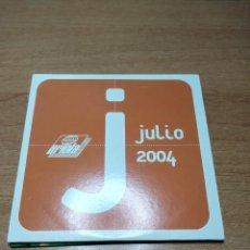 CDs de Música: CD PROMO CARTON ARIOLA JULIO 2004 CANTO DEL LOCO . ANA BELEN . JOAQUIN SABINA. Lote 231514400