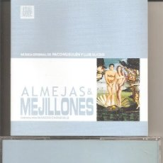 CDs de Musique: ALMEJAS Y MEJILONES - MUSICA DE PACO MUSULEN Y LUIS ELICES (CD, VENTURA MUSIC 2000). Lote 231524380