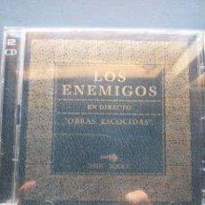 CDs de Música: LOS ENEMIGOS DOBLE CD. Lote 231573780
