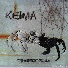 CDs de Música: KEIMA - METAMORFOSIS. Lote 231607160
