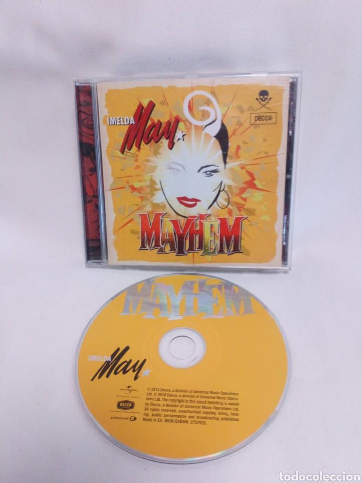 IMELDA MAY. MAYHEM CD BUEN ESTADO (Música - CD's Jazz, Blues, Soul y Gospel)