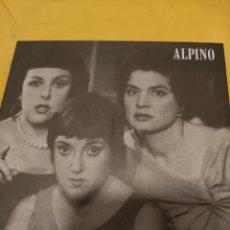 CDs de Música: CD ALPINO. TERAPIA DE GRUPO. INDIE POP. Lote 231676440