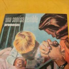 CDs de Música: CD UNA SONRISA TERRIBLE. PROMESAS.. Lote 231676455