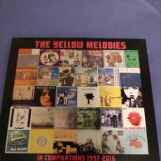 CDs de Música: THE YELLOW MELODIES. IN COMPILATIONS 1997- 2016. INDIE POP. EDICIÓN ESPECIAL 100 COPIAS PENDRIVE. Lote 231745060