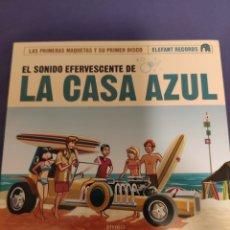 CDs de Música: CD LA CASA AZUL. EL SONIDO EFERVESCENTE DE LA CASA AZUL. DIGIPACK ELEFANT RECORDS. Lote 231745275