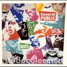 CDs de Música: GENERAL PUBLIC - HAND TO MOUTH. Lote 231801815