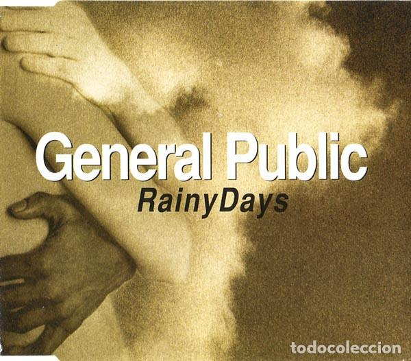 GENERAL PUBLIC - RAINY DAYS (CD SINGLE: 2 TEMAS) (PRECINTADO) (Música - CD's Reggae)