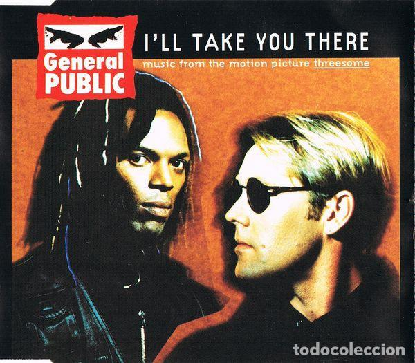 GENERAL PUBLIC - I'LL TAKE YOU THERE (CD SINGLE: 6 TEMAS) (Música - CD's Reggae)
