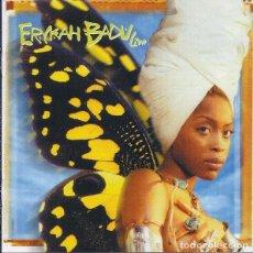 CDs de Música: ERYKAH BADU - BADUIZN LIVE. Lote 231807325