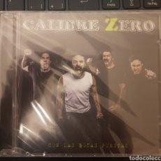 CDs de Música: CALIBRE ZERO - CON LAS BOTAS PUESTAS. Lote 231854875