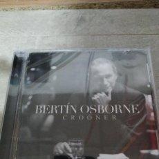 CDs de Música: BERTÍN OSBORNE - CROONER ( NUEVO PRECINTADO). Lote 231884880