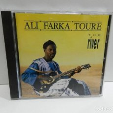 CDs de Música: DISCO CD. ALI FARKA TOURE ‎– THE RIVER. COMPACT DISC.. Lote 231946040