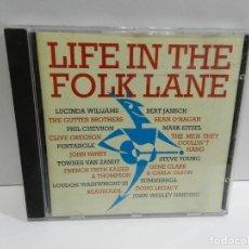 CDs de Música: DISCO CD. VARIOS – LIFE IN THE FOLK LANE. COMPACT DISC.. Lote 231947580