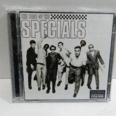 CDs de Música: DISCO CD + DVD. THE SPECIALS – THE BEST OF THE SPECIALS. COMPACT DISC.. Lote 231949400