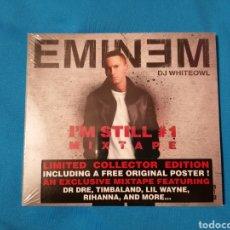 CDs de Música: PEDIDO MÍNIMO 5€ OFERTA EMINEM I'M STILL MIXTAPE DJ WHITEOWL CD PRECINTADO. Lote 230182720